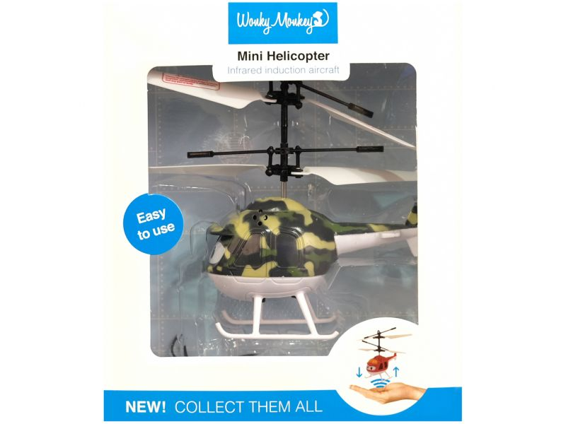 Wonky Monky Helicopter Army