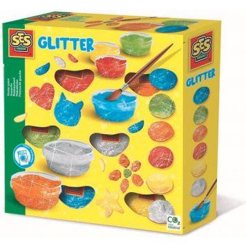 SES Plakkaatverf Glitter