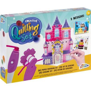 Grafix Quilling Knutselset
