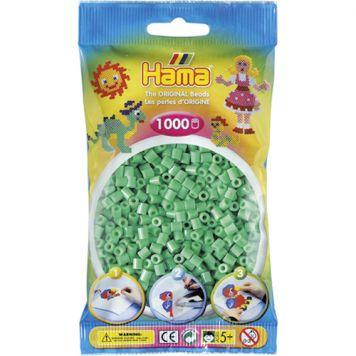 Hama Strijkkralen 1000 Stuks Mint