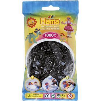 Hama Strijkkralen 1000 Stuks Zwart