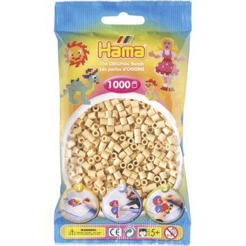Hama Strijkkralen 1000 Stuks Beige
