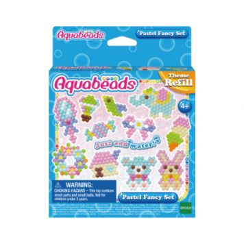 Aquabeads 31361 Pastelkleurige Fantasieset
