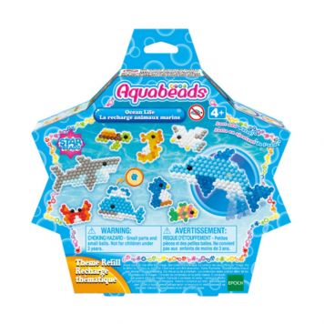 Aquabeads 31769 Navulling Zeedieren