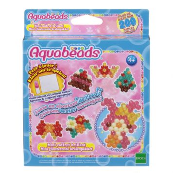 Aquabeads 31159 Mini Glinsterende Parelpakket