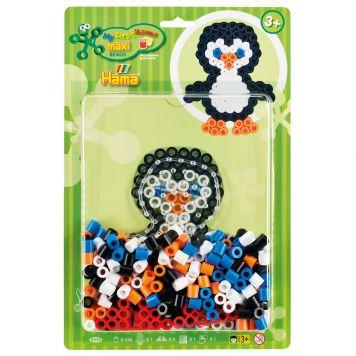 Strijk Kralen Maxi Pinguin 250 Delig