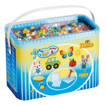 Strijk Kralen Ton 3000 Maxi Inclusief Bead-Tec
