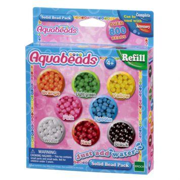 Aquabeads 79168 Effen Parel Pakket