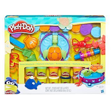 Play Doh Ocean Adventures