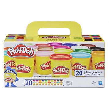 Play-Doh 20 Kleuren