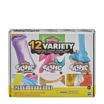 Play-Doh Slijm Variatie 12 Pack