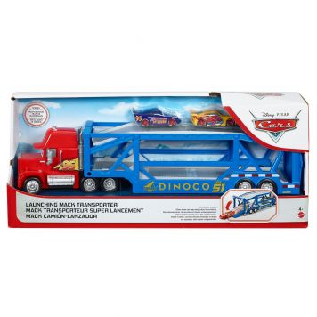 Cars Mack Transport Redec