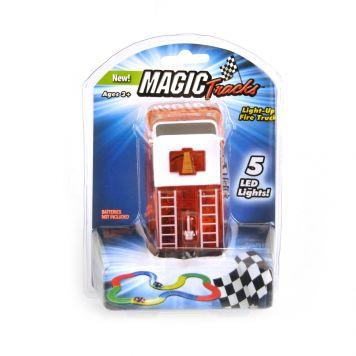 Magic Tracks Vehicle Fire Trucks