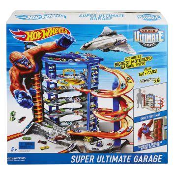 Hot Wheels City Super Ultieme Garage