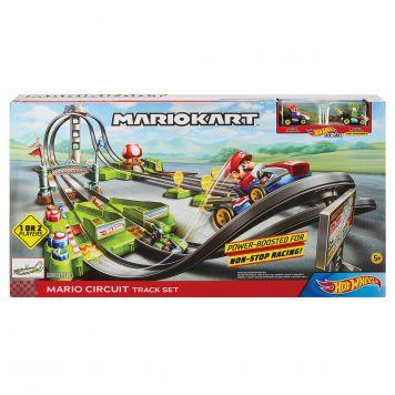 Hot Wheels Mario Kart Speelset
