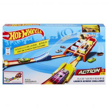 Hot Wheels Action Lanceer Playset