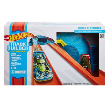 Hot Wheels Track Builder Bochtmakers Set