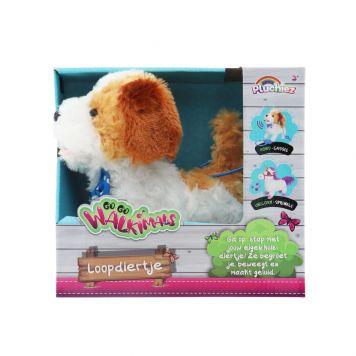 Interactieve Pluche Beagle B/O Knuffel