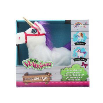 Interactieve Pluche Unicorn Knuffel b/o