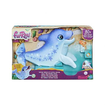 Furreal Dazzlin Dimples My Playful Dolphin