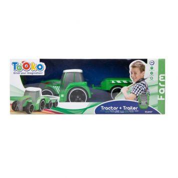 R/C Tractor Tooko