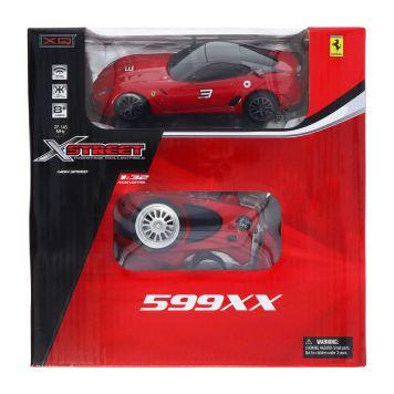 X-Street Radiografisch Bestuurbare Auto Ferrari 599XX schaal:1/32