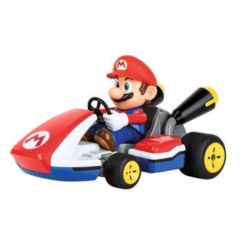 Carrera Radiografisch Bestuurbare Mario Kart met geluid 1:16