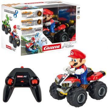 R/C Carrera Mario Quad 1:20