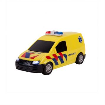 Ambulance Met Licht Radiografisch Bestuurbare Auto