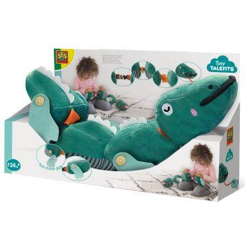 SES Tiny Talents Klik En Knoop Krokodil