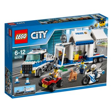 LEGO City Police 60139 Mobiele commandocentrale