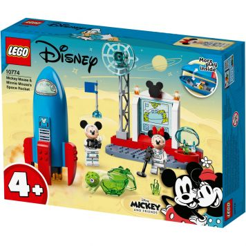 LEGO 10774 4+ Mickey Mouse & Minnie Mouse's Space Rock