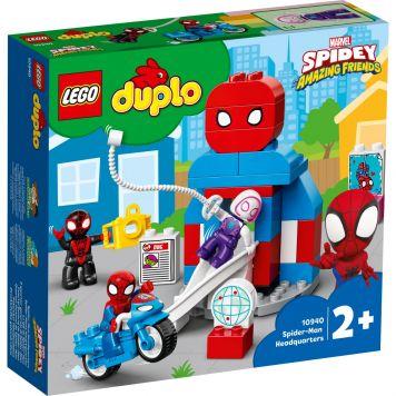 LEGO DUPLO 10940 Spider-Man Headquarters