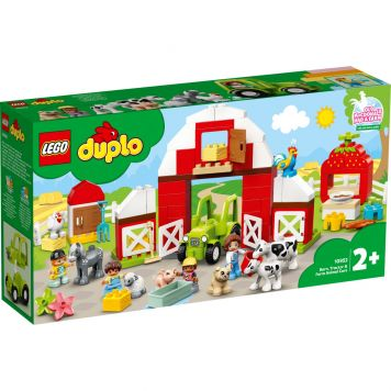 LEGO DUPLO 10952 Schuur, Tractor & Boerderijdieren