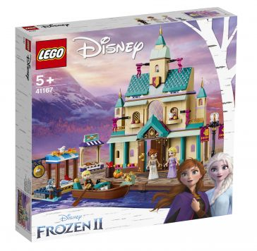LEGO Disney Frozen 41167 Kasteeldorp Arendelle
