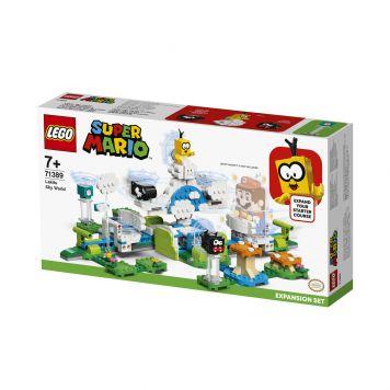 LEGO Super Mario 71389 Uitbreidingsset Lakitu's Wolkenwereld