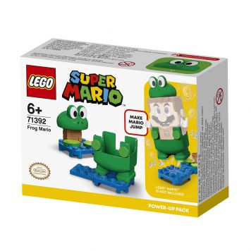 LEGO Super Mario 71392 Power-uppakket Kikker-Mario