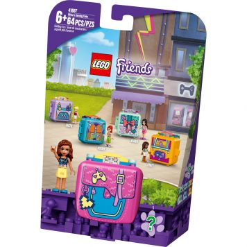 LEGO Friends 41667 Olivia's Gaming Cube