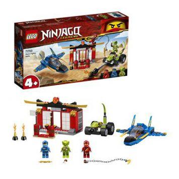 LEGO Ninjago 71703 Storm Fighter Gevecht