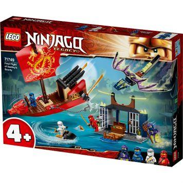 LEGO Ninjago 71749 Final Flight Of Destiny's Bounty