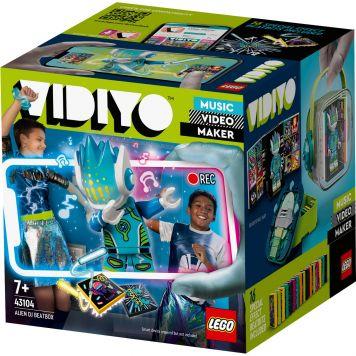 LEGO Vidiyo 43104 Alien DJ BeatBox