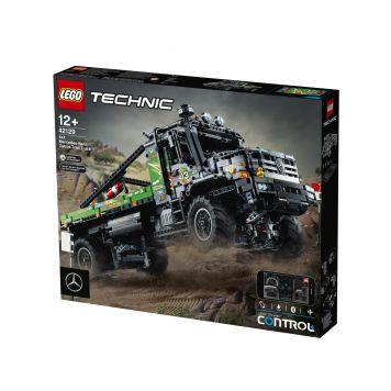 LEGO Technic 42129 Mercedes 4x4 Zetros Trial Truck