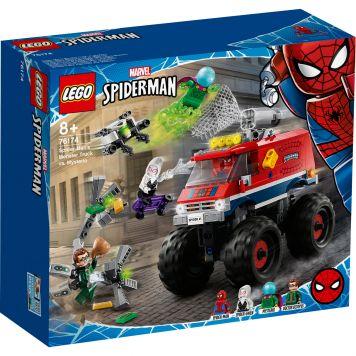 LEGO Marvel Spider-Man 76174 Spider-Man's Monster