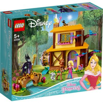 LEGO Disney Princess 43188 Aurora's Boshut