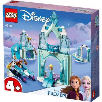 LEGO Disney 43194 4+ Anna & Elsa's Wonderland