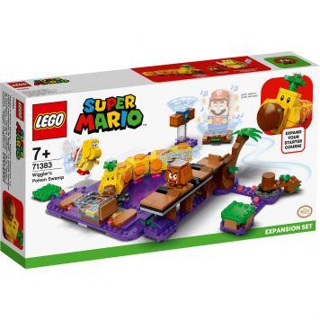 LEGO Super Mario 71383 Uitbreidingsset: Wigglers Wigglers Giftige Moeras