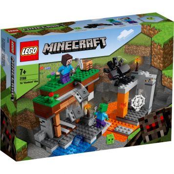 LEGO Minecraft 21166 De verlaten mijn