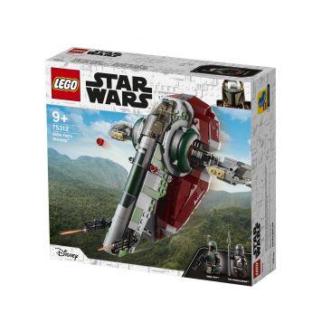 LEGO Star Wars TM 75312 Boba Fett's Sterrenschip