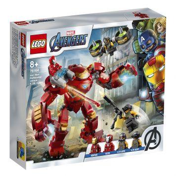 LEGO Marvel Avengers 76164 Iron Man Hulkbuster Versus A.I.M. Agent