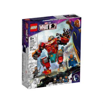 LEGO Super Heroes 76194 Tony Stark's Sakaarian Iron Man